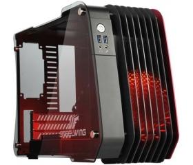 Enermax Steelwing piros