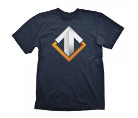 "Escape Gaming T-Shirt ""Logo Navy"", XXL"