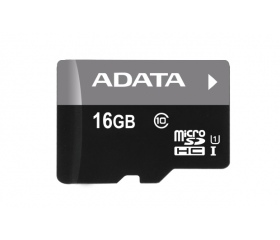 ADATA Premier Micro SD 16 GB UHS-I CL10 +adapter