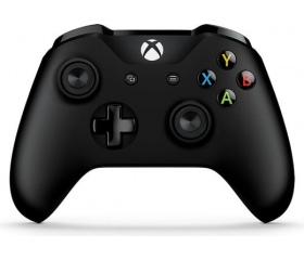 Microsoft vezeték nélküli Xbox-kontroller fekete