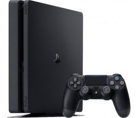 Sony Playstation 4 Slim 500GB Jet Black