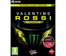 PC Valentino Rossi The Game