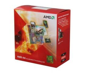 AMD A4-3300 2,5GHz FM1 dobozos