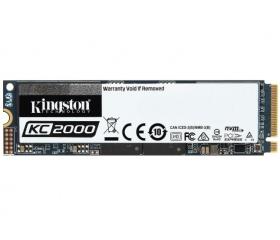 Kingston KC2000 M.2 250GB NVMe