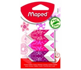"""Maped """"Pyramide"""" Radír, (3 db)"""