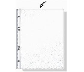 Rexel Genotherm, lefűzhető, A5, 45 mikron 100 db
