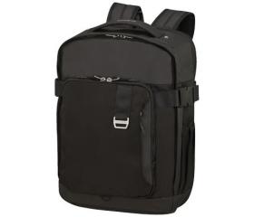 Samsonite Midtown bővíthető laptop hátizsák fekete