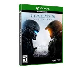 Halo 5: Guardians + Ryse: Son of Rome Xbox One