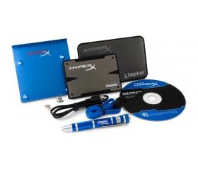 "Kingston SH103 2,5"" 120GB HyperX 3K Upgr. Bundle"