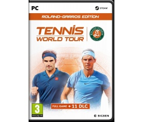 PC Tennis World Tour Roland Garros Edition