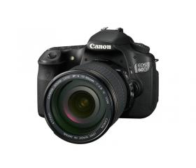 Canon EOS 60D + 17-55 IS