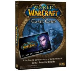 World of Warcraft Prepaid Card PC