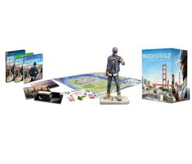 Xbox One Watch Dogs 2 San Francisco Collectors