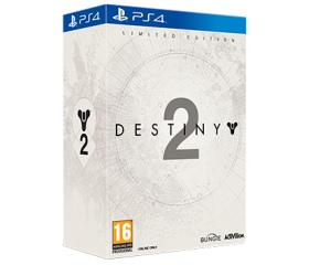 PS4 Destiny 2 Limited Edition