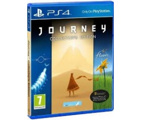 PS4 Journey: Collectors edition
