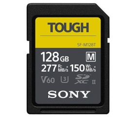 Sony SF-M Tough SDXC 128GB UHS-II Memóriakártya