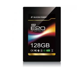 "Silicon Power SATA 2,5"" 128 GB MLC E20"