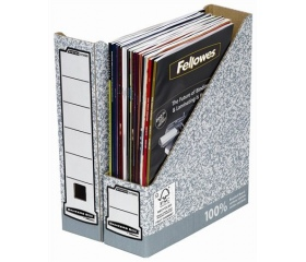 "Fellowes Iratpapucs, 80 mm, ""BANKERS BOX® SYSTEM"