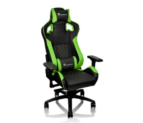 Thermaltake GT-Fit F100 Gamer Szék zöld