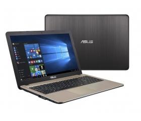 "Asus X540NV-GQ015T 15.6"" 4GB/1TB W10H Barna"