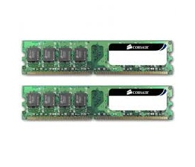 Corsair DDR2 PC6400 800MHz 4GB CL5 KIT2