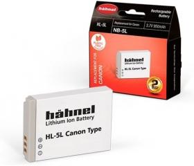 Hahnel HL-5L (Canon NB-5L 950mAh)