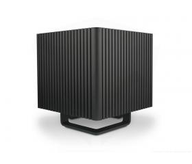Streacom ST-DB4B Fanless Cube Fekete