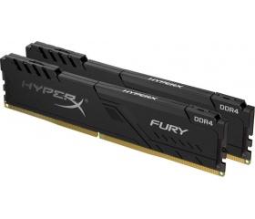 DDR4 32GB 2400MHz Kingston HyperX Fury (rev.3) Bla