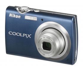 Nikon COOLPIX S230 Éjkék