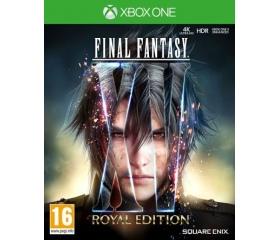 Final Fantasy XV Royal Edition Xbox One