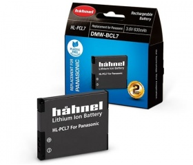 Hahnel HL-PCL7 (Panasonic DMW-BCL7 630mAh)