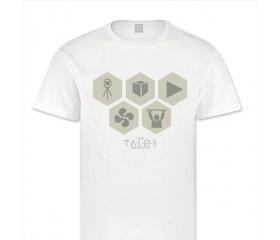 """The Talos Principle """"Actions"""" póló XL"""