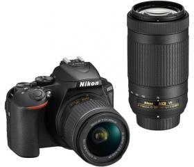 Nikon D5600 Dupla zoom VR szett