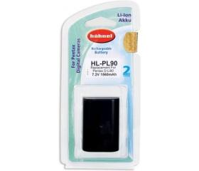 Hahnel HL-PL90 (Pentax D-Li90 1560mAh)