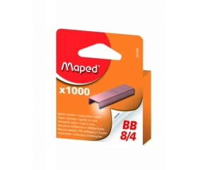 Maped Tűzőkapocs, 8/4, (1000 db)