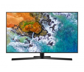 "Samsung 50"" NU7402U 4K Sík Smart UHD TV"