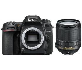 Nikon D7500 + 18-105 VR Kit
