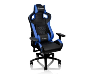 Thermaltake GT-Fit F100 Gamer Szék kék