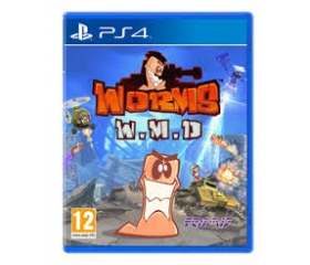 PS4 Worms WMD