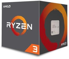 AMD Ryzen 3 1300X dobozos