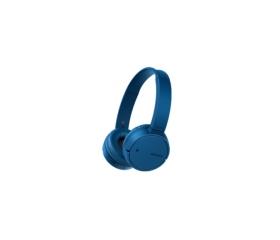 SONY WHCH500L.CE7 Bluetooth fejhallgató kék
