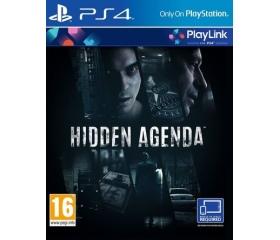 HiddenAgenda PS4