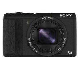 Sony Cyber-shot DSC-HX60 Fekete