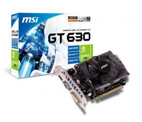 MSI GT630 2048MB DDR3 PCIE