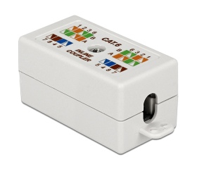 Delock Junction Box for network cable Cat.6 UTP LS