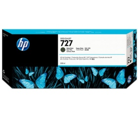 HP 727 300 ml-es matt fekete