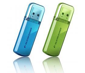 Silicon Power Helios 101 8GB Kék