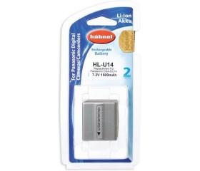 Hahnel HL-U14 (Panasonic CGA-DU14E 1500mAh)