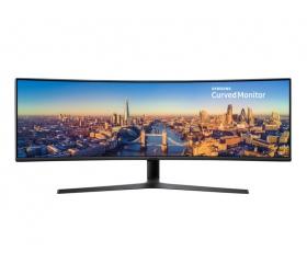 """Samsung C49J890DKU 49"""" Ívelt monitor"""