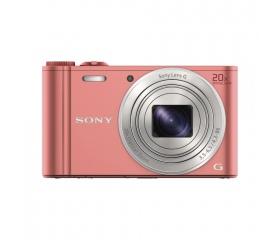 Sony Cyber-shot DSC-WX350 Rózsaszín
